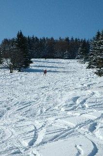 Feuerberg Winter 2009